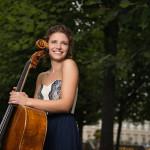 Marilies Guschlbauer mit Cello
