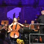 Cellistin Marilies Guschlbauer: Festspiele Mecklenburg-Vorpommern, 25.08.2016