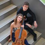 Cellistin Marilies Guschlbauer und Pianist Nikolaus Guschlbauer